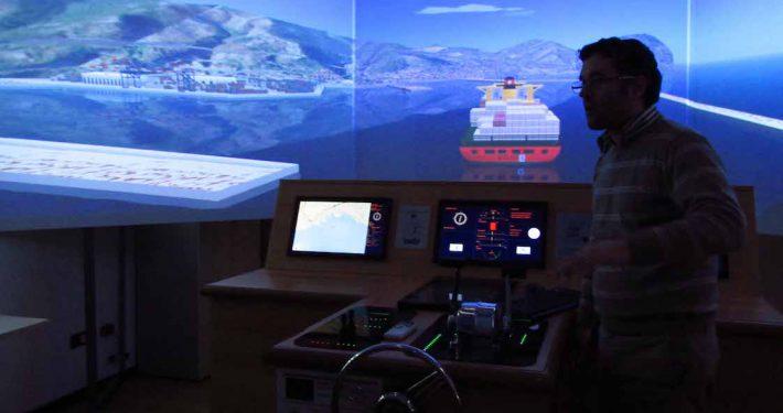 Training a Bordo Nave Ship Bridge Simulator - Training a Bordo Nave CAL-TEK