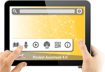 Pocket Assistant Assistente Personale Intelligente_CAL-TEK