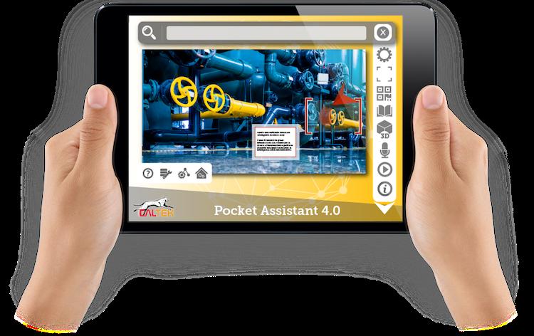 Pocket Assistant Assistente Personale Intelligente_CAL-TEK
