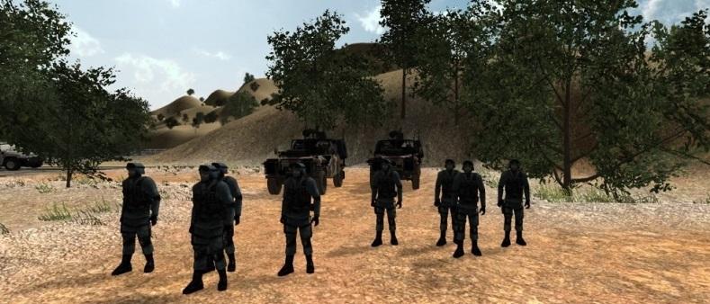 Simulazione addestramento militare_CAl-TEK